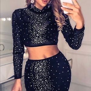 MESH TWO PIECE